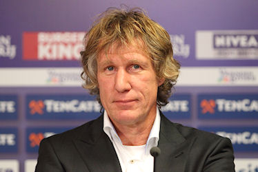 Gertjan Verbeek earned a  million dollar salary, leaving the net worth at 10 million in 2017