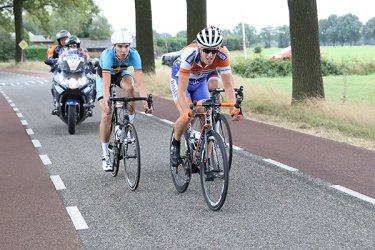 Enschedese student komt tekort in finale derde etappe
