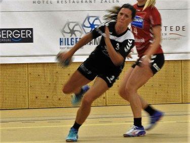 Borhave kansloos in Dalfsen, landskampioen wint: 36-18