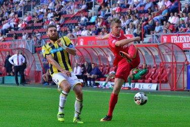 FC Twente op een volwassen wijze langs Vitesse