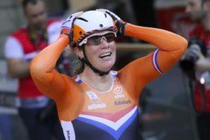 Kirsten Wild aast bij EK op medailles én punten Tokyo
