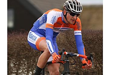 Wim Kleiman uit Almelo tweede in Ronde van Groningen
