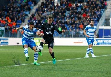 PEC-Heracles 1-2: drie hoogtepunten in tamme wedstrijd