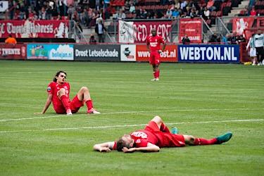 FC Twente sluit het seizoen af met vernederende nederlaag