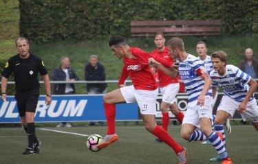 Goede start Jong De Graafschap en Vitesse in Rijssen