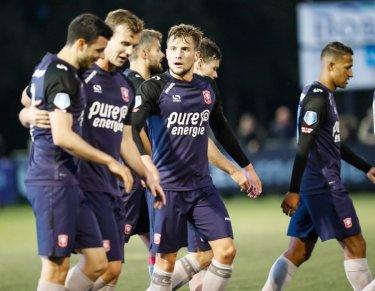 FC Twente eenvoudig verder in beker na winst in Sneek