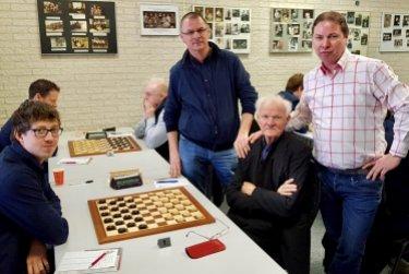Denk en Zet met  Roelof Schippers derde van Nederland