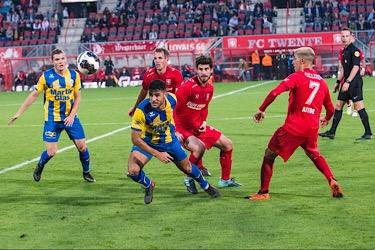 Nederland, Enschede 08sept2018 voetbal FCTwente - Top Oss wedstrijd in de keukenkampioencomperitie 2018 fotografie: Cees Elzenga/hetoog.nl
