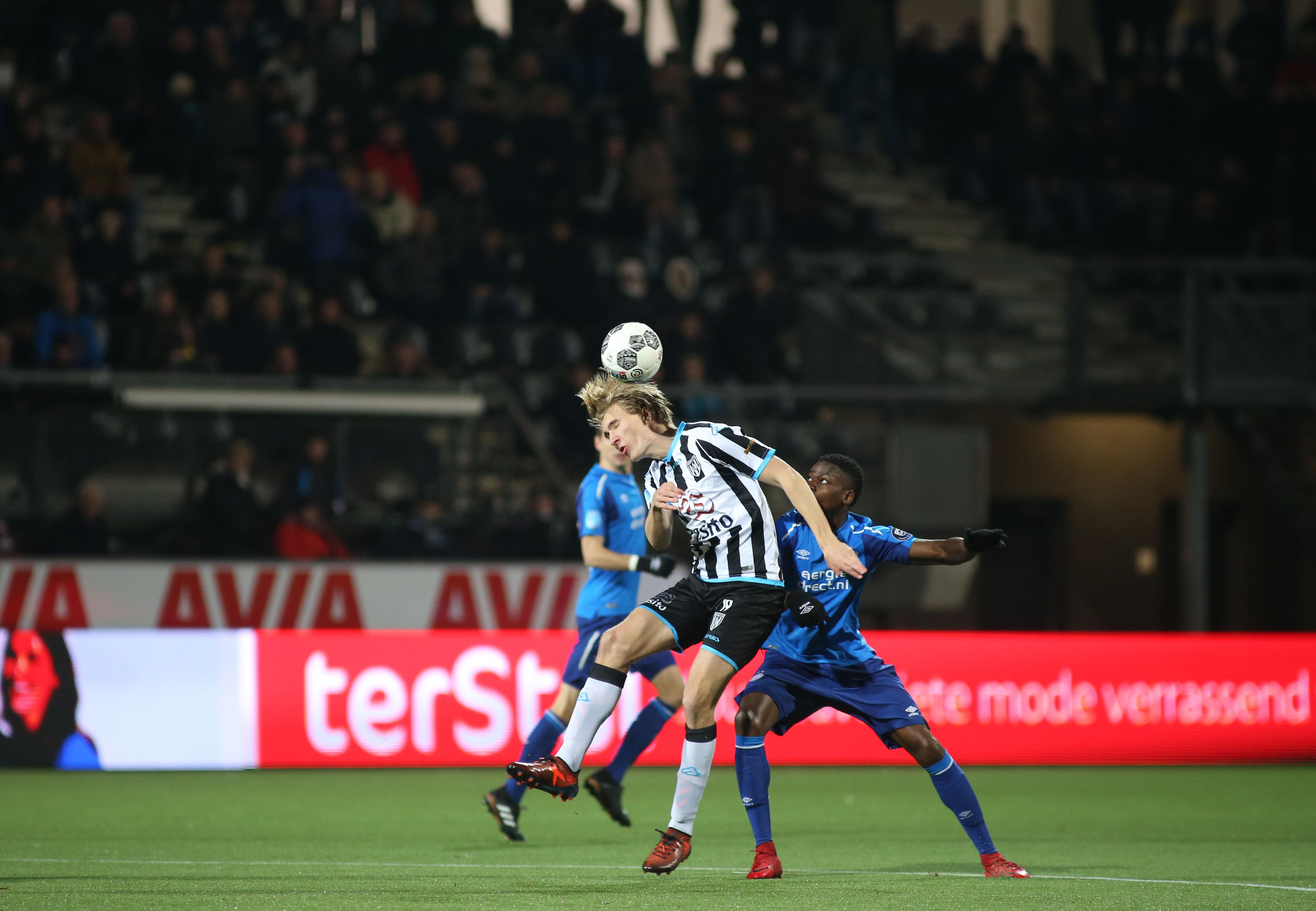 Vincent Vermeij  naar FC Den Bosch; Robin Pröpper blijft