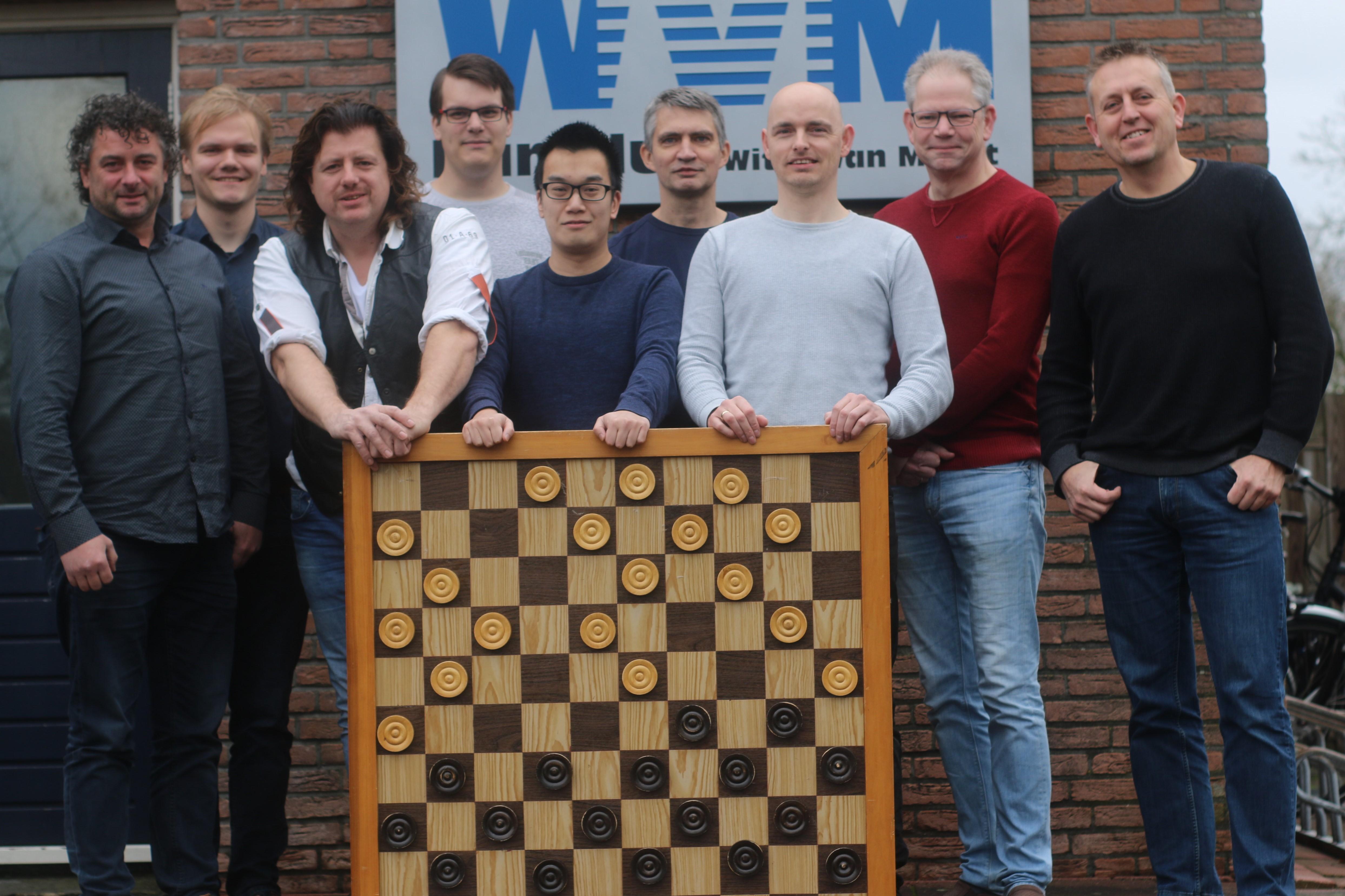 Dammers DEZ/WvM winnen een cruciaal zespuntenduel