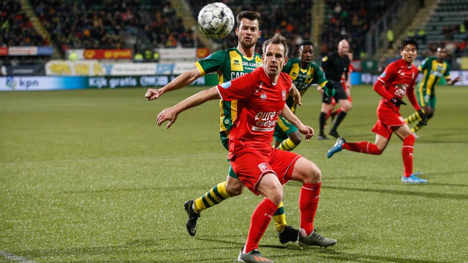 FC Twente pakt punt in bloedeloze wedstrijd bij ADO