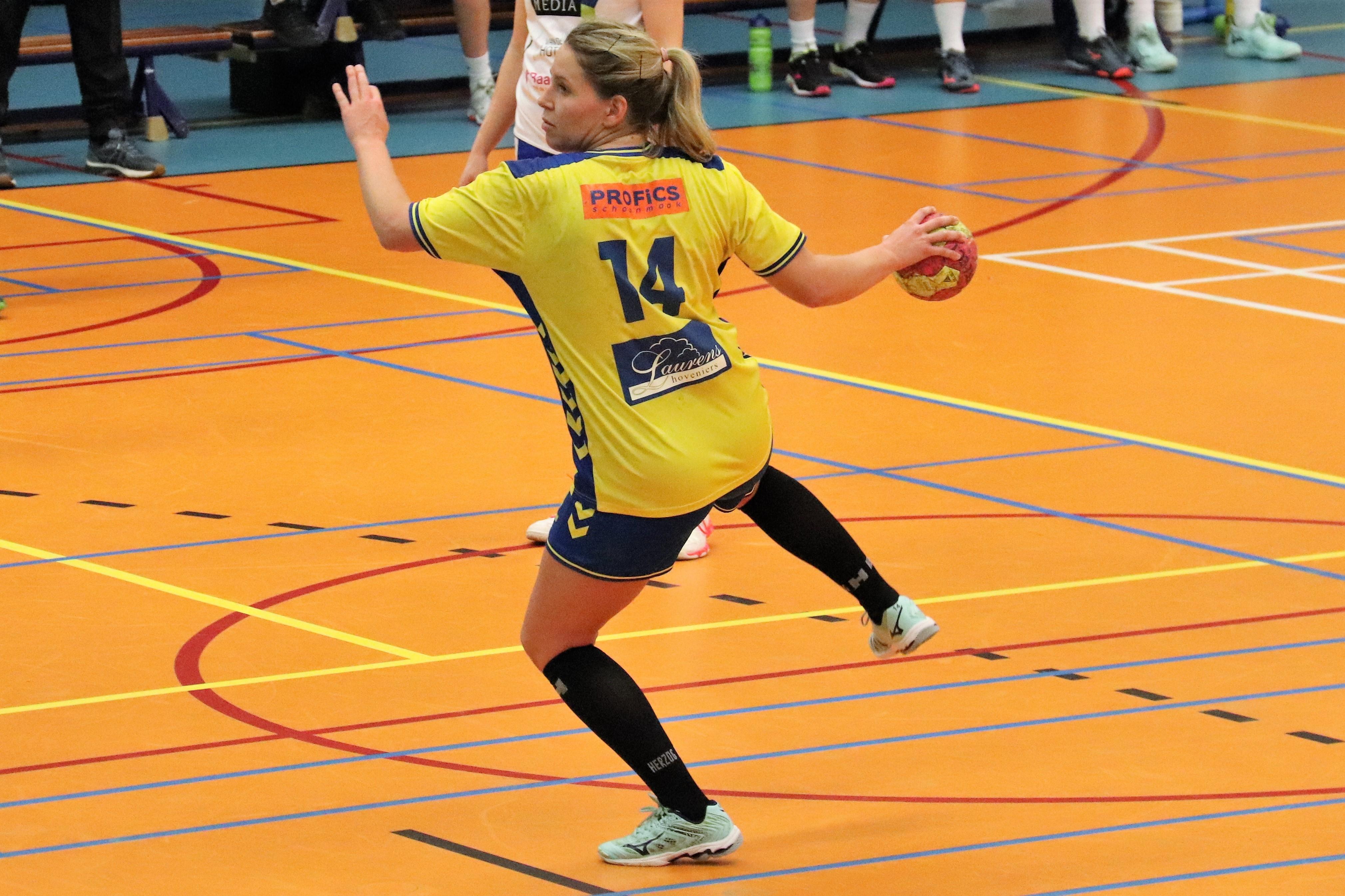 Vrouwen van Borhave geplaatst voor de kampioenspoule