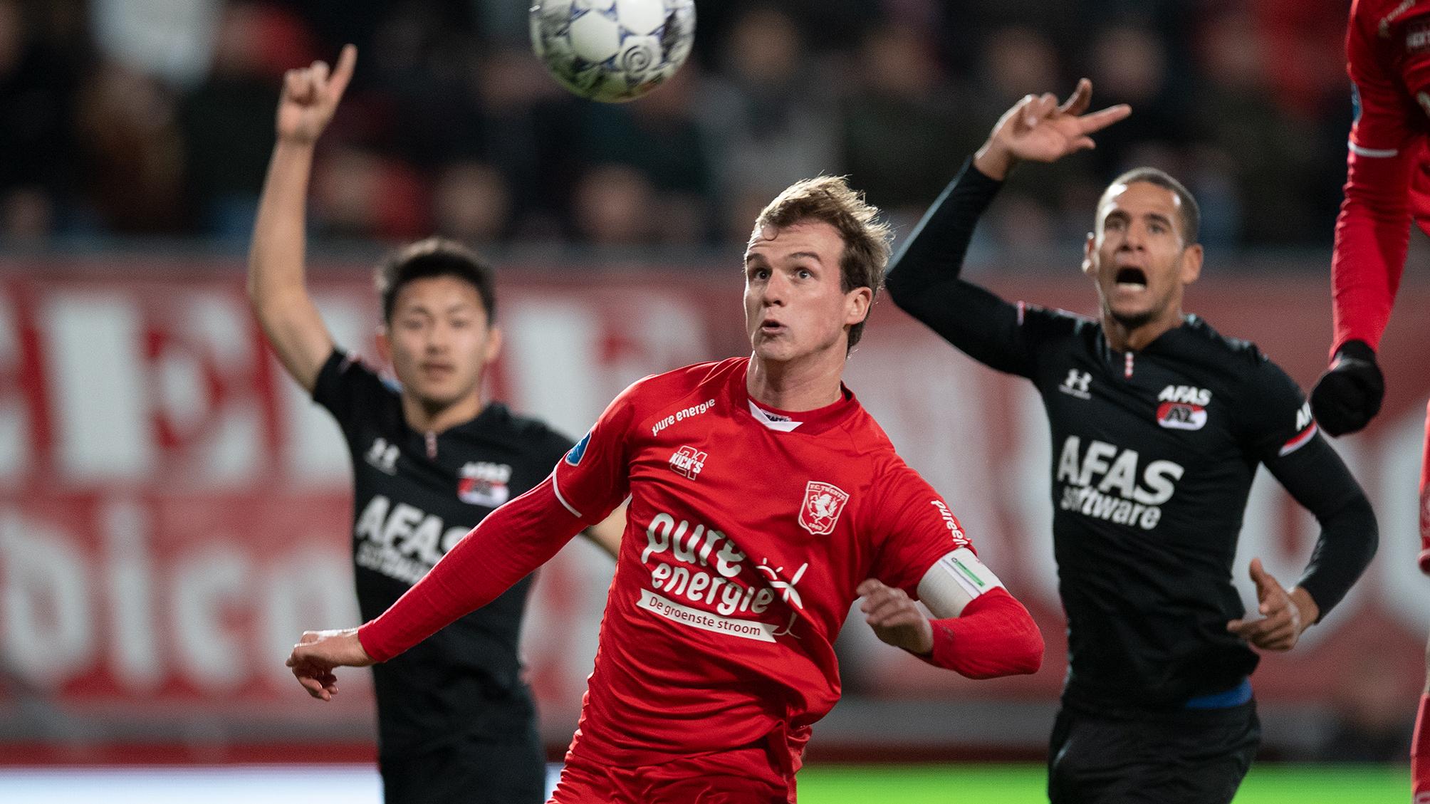 FC Twente speelt alle ellende van zich af én wint van AZ
