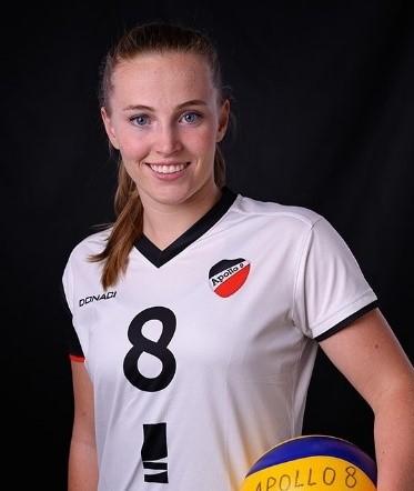 Eurosped lijft liefst vier volleybaltalenten uit de regio in